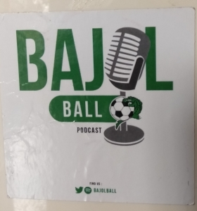 Bajolball sticker